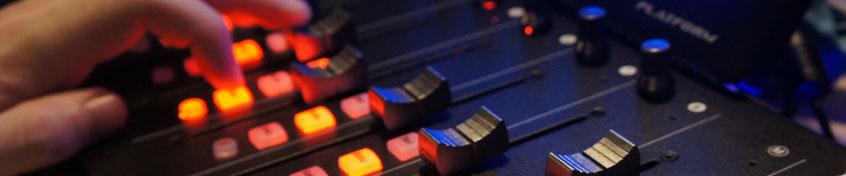 Recording Studio Southampton Mixing
