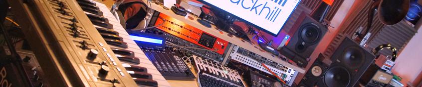 Recording Studio Southampton Blackhill Studios